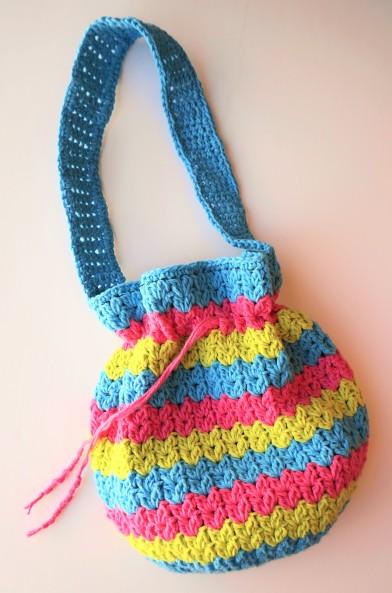 Summer Crochet Bag - Cera Boutique